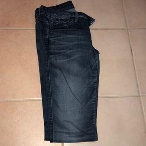 Dark wash, Skinny, BEBE jeans